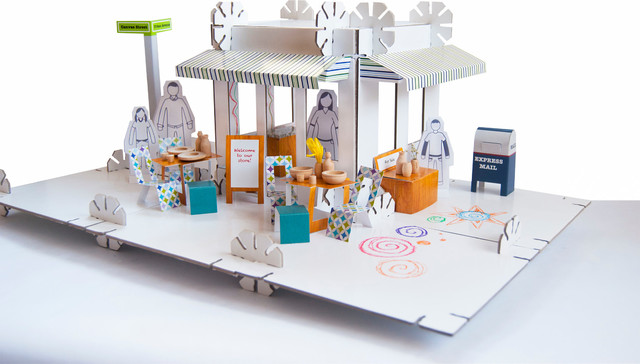 Bluesky Bistro contemporary-kids-toys-and-games