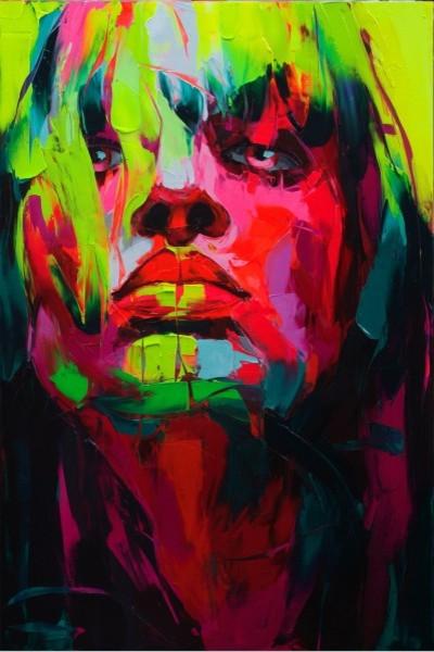 La Diabolique by Francoise Nielly eclectic-artwork