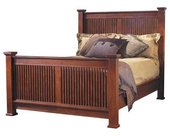 Stickley Prairie Bed 89/91-684 -