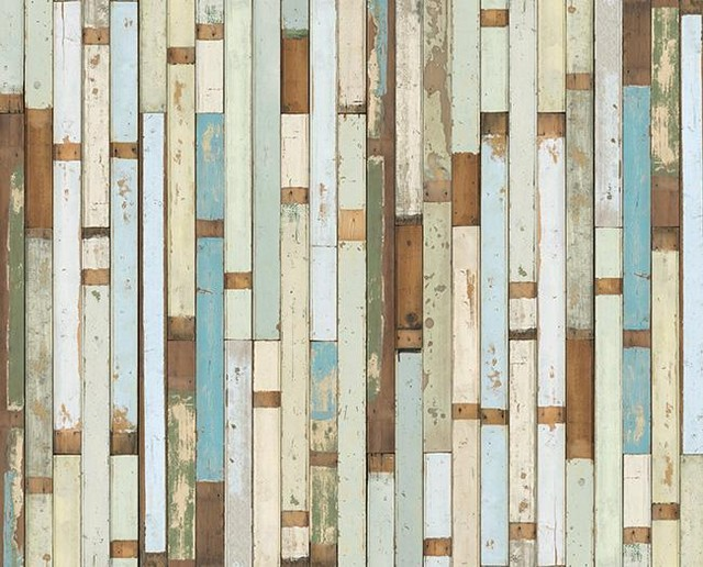 Scrapwood Wallpaper-03 Piet Hein Eek eclectic wallpaper
