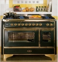 retro kitchen gas ranges and electric ranges new york