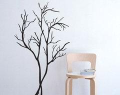 New Design bare branch Vinyl decal by Elephannie on Etsy modern kids decor