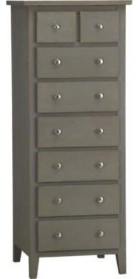 Sorano 8-Drawer Chiffonier contemporary-dressers