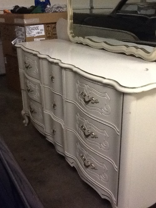 How to refinish my french provincial bedroom set for French provincial bedroom furniture
