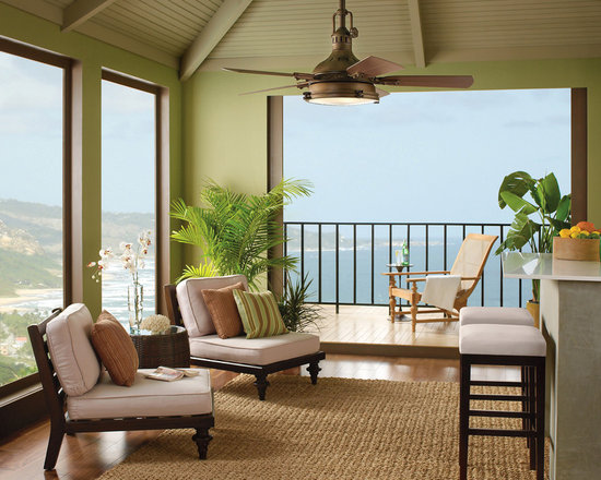 Ceiling Fans - Kichler Hatteras Bay Ceiling Fan Collection