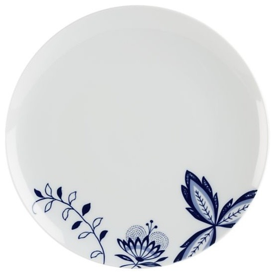 Camille Dinner Plate contemporary-dinner-plates