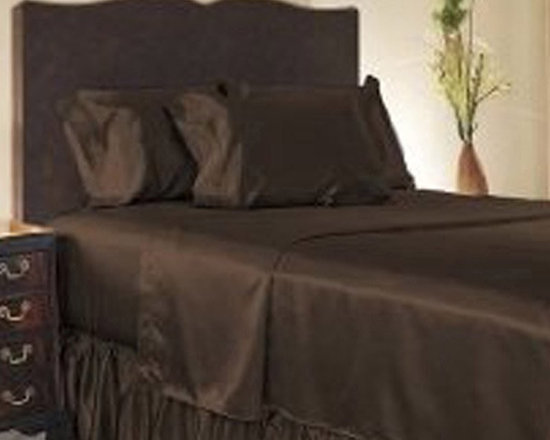 Divatex - Divatex Home Fashions 230 Thread Count Satin Pillow cases - Set of 2 - 417295 - Shop for Pillowcases and Shams from Hayneedle.com! You don't have to be a diva to enjoy the luxurious glamour of the Divatex Home Fashions 230 Thread Count Satin Pillow cases - Set of 2. The silky smooth feeling of these satin pillowcases make every night feel elegant. Available in your choice of colors now you can sleep like a beauty.About Divatex Home Fashions Inc.Initially a family owned and operated business Divatex has far outgrown its humble beginnings in 1990 and has expanded the world over. Divatex is constantly looking to improve its products and examines both emerging trends and technologies in the textile industry and consumer marketplace. For the bedroom and bath from sheets to towels Divatex is quickly becoming an industry giant while still remaining committed to quality and customer service.
