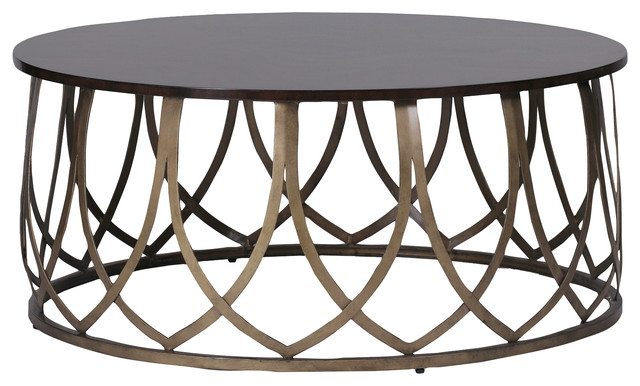 Jenkins Coffee Table Transitional Coffee Tables Atlanta By Gabby