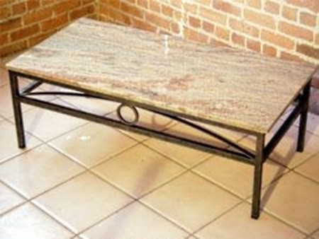 Tangent granite coffee table modern coffee tables by italy design Granite top coffee table sets
