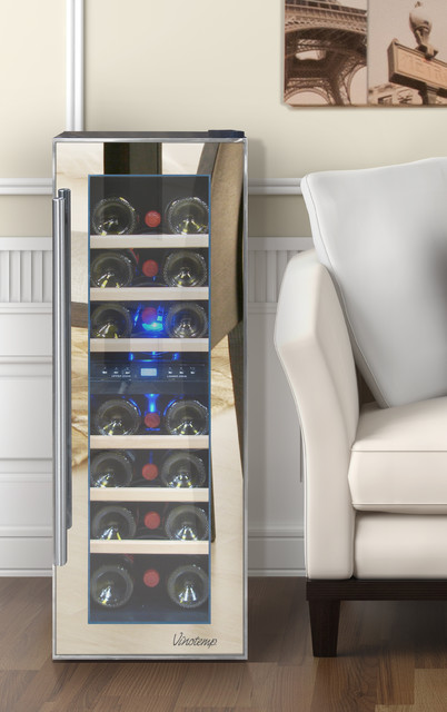 Everything but the Wine contemporary-wine-racks