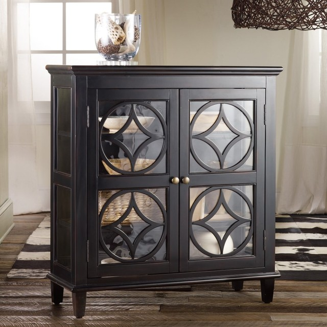 2-Door Boulevard Display Chest contemporary-dressers-chests-and-bedroom-armoires