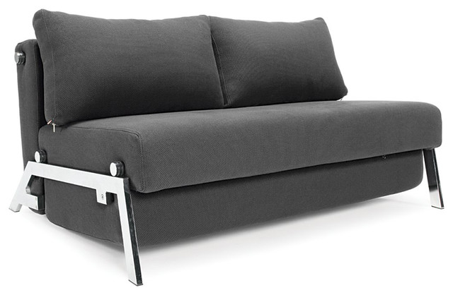 Cubed sleek full sofa bed modern futons los angeles for Sofa bed los angeles