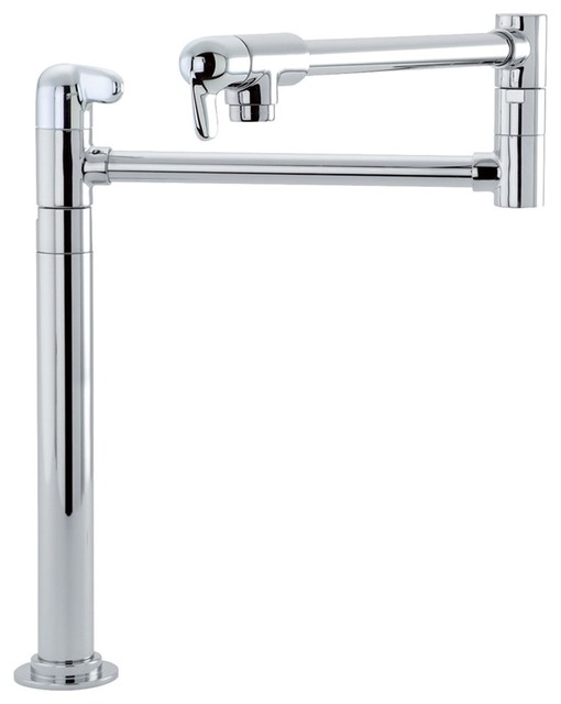 Pot Sink Faucet : Pot Filler Faucet - Modern - Pot Fillers - denver - by PlumbingDepot