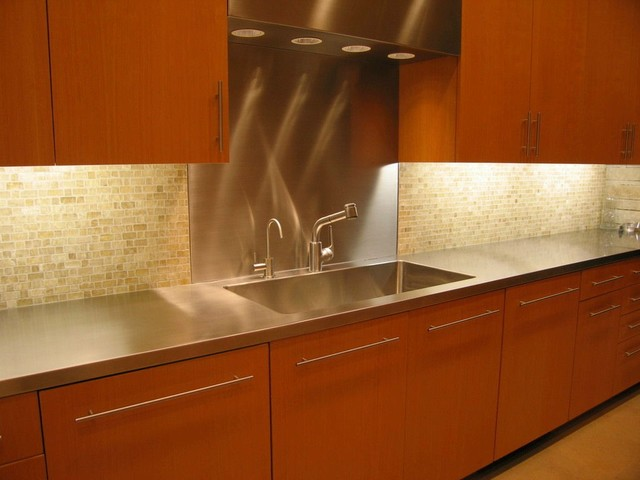 Interior modern-kitchen