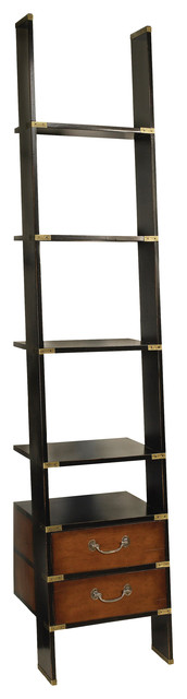 Authentic Models MF068 Library Ladder traditional-home-decor