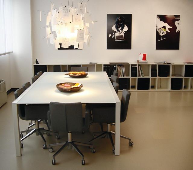 Modern Spaces modern