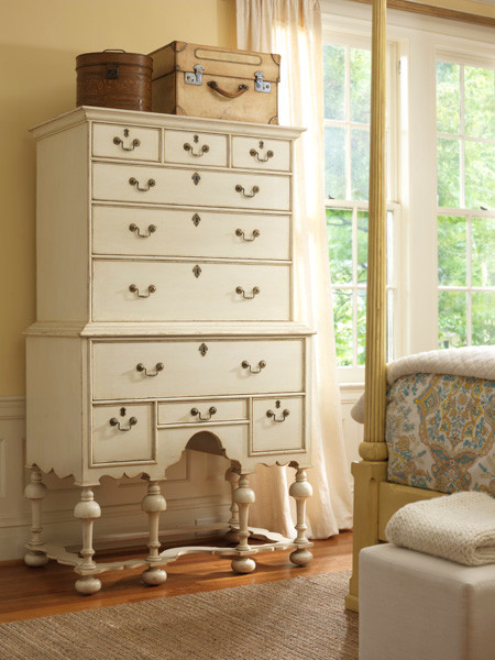 Williamsburg Highboy dressers
