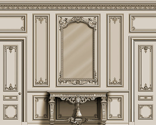 Doors - Agrell Architectural Carving - French style doors- design by Agrell Architectural Carving