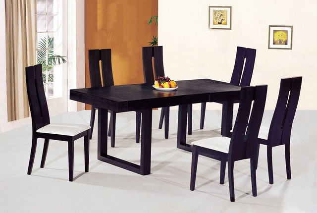 Luxury Wooden Dinner Table And Chairs Contemporary Dining Tables