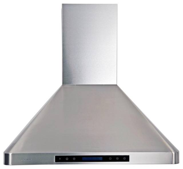"""Cavaliere Euro AP238-PS31-36 36"""" Wall Mount Range Hood contemporary-range-hoods-and-vents"""