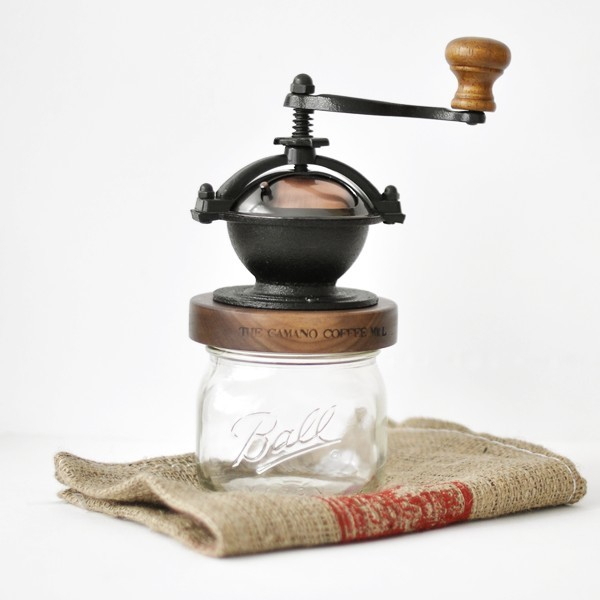 Coffee Mill eclectic-kitchen-tools