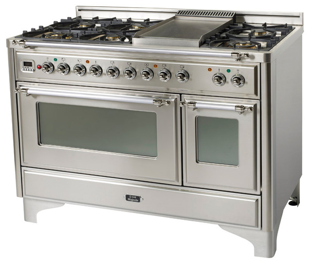 ILVE Majestic Collection Gas Ranges And Electric Ranges New York By Eur