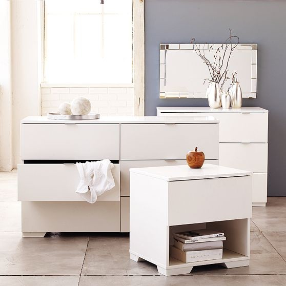 Madison Storage Collection - modern - dressers chests and bedroom ...