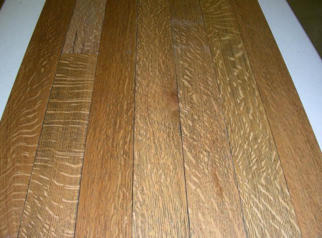 "Oak O"" Quartersawn White Oak -wood-flooring"