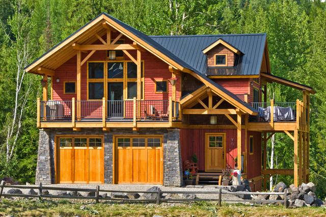 Custom Building Design traditional