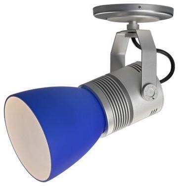 "Bruck Lighting 137423MC/3/WH Chroma Z15 Spot 4"" Canopy W/ Glass modern-lamp-shades"