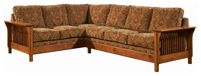 Arts And Crafts Style Couch Www Picsbud Com