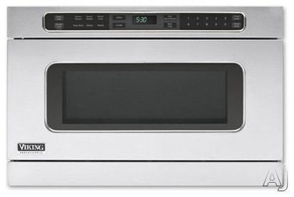 Viking Undercounter Drawer Micro Microwave Oven contemporary-microwave-ovens