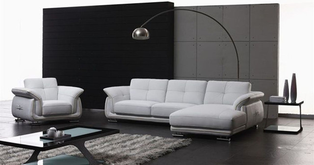 Modern Sofa Italian Design : Contemporary Modern Genuine Italian Sectional contemporary-sectional ...