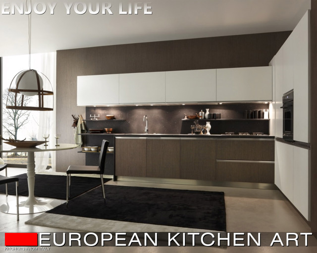 contemporary kitchens from Italy
