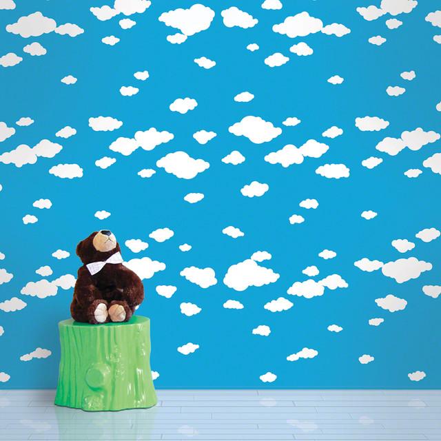 WallCandy Installations contemporary-wallpaper