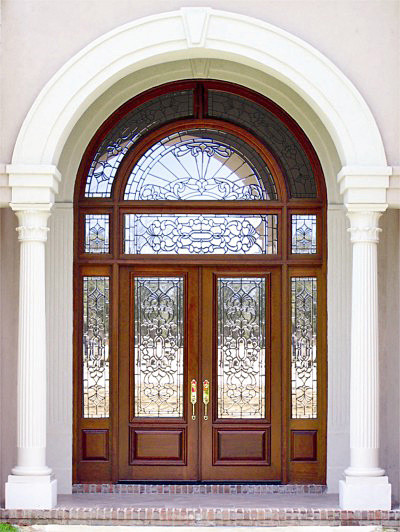 Estate Collection - DbyD1001 traditional-front-doors