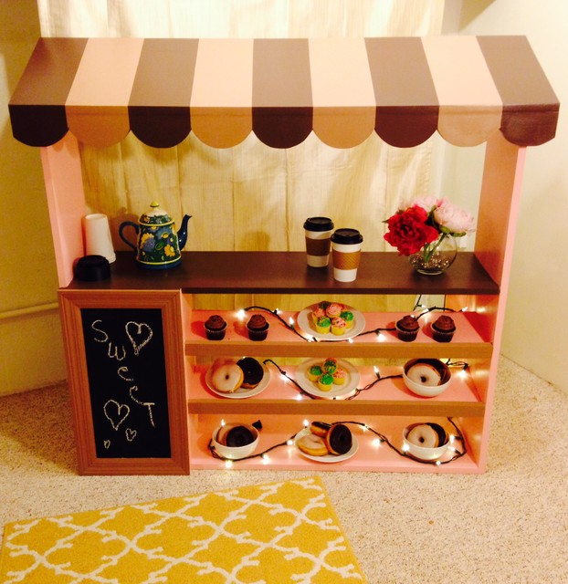 My dream bakery contemporary kids room accessories for Bakery story decoration ideas