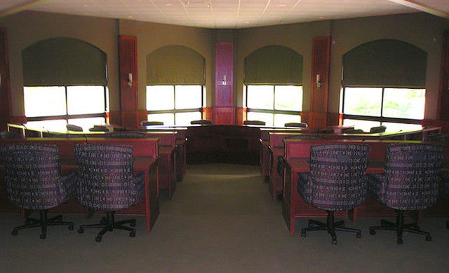 Roman Shades traditional-window-blinds