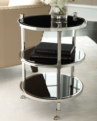 Vanguard Gramercy Side Table traditional-side-tables-and-end-tables