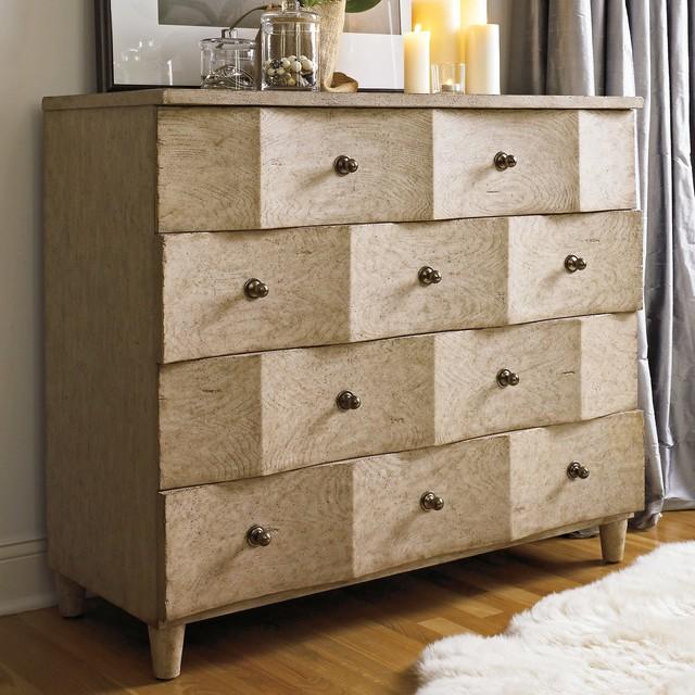 Stanley Furniture Coastal Living Resort Ocean Breakers Dresser Sandy Linen - Modern - Beds - by ...