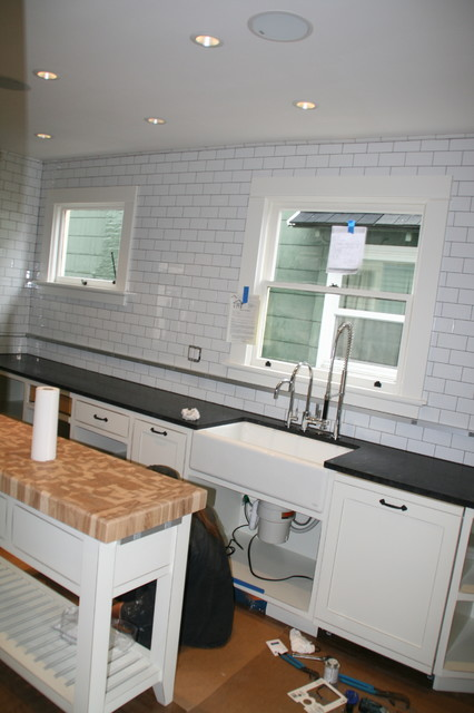 Capital Hill Kitchen Remodel traditional-kitchen