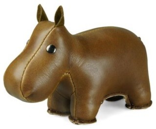 Classic Hippo Paper Weight modern-home-office-accessories