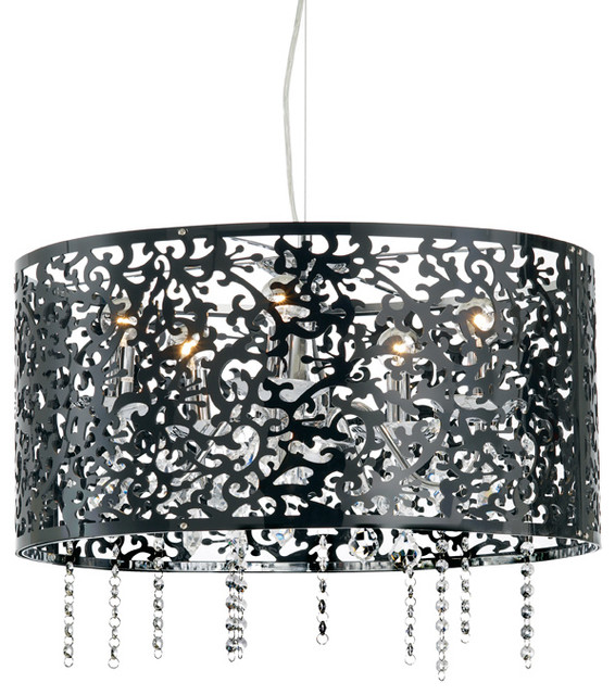 Riel Pendant Lamp contemporary-pendant-lighting