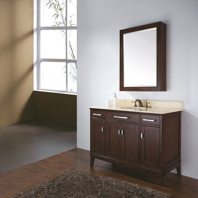 Transitional Bathroom Vanities - Traditional - los angeles - by ...