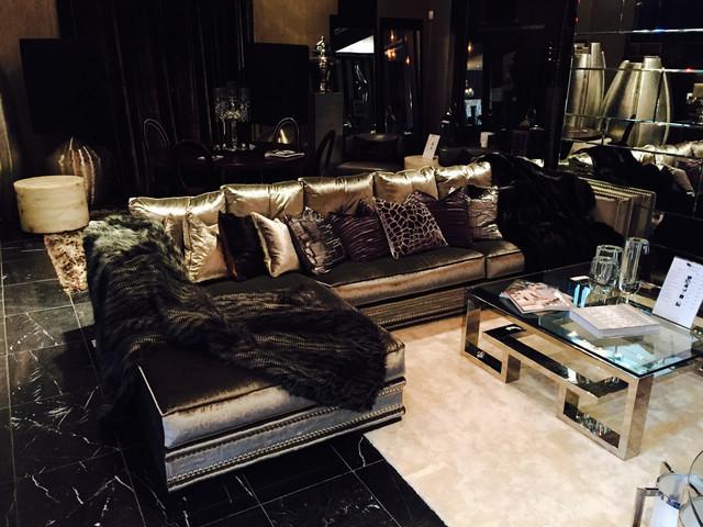 Ascension Latorre Mayfair 4 Modular Sofa Contemporary