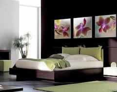 Tropical Orchids artwork