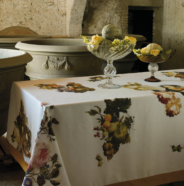 Table Linens traditional-tablecloths