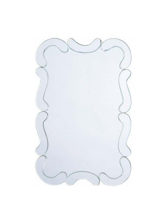 Arteriors Laval Mirror - Laval Mirror by Arteriors.  http://www.plumgoose.com/arteriors-laval-mirror.html