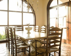 Jauregui mediterranean dining room