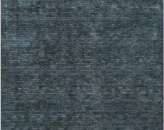 Gaia Teal Blue Rug Size: 2' x 3' modern-rugs